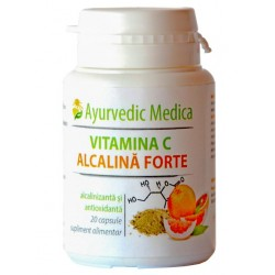 Vitamina C Alcalina Forte - 20 cps